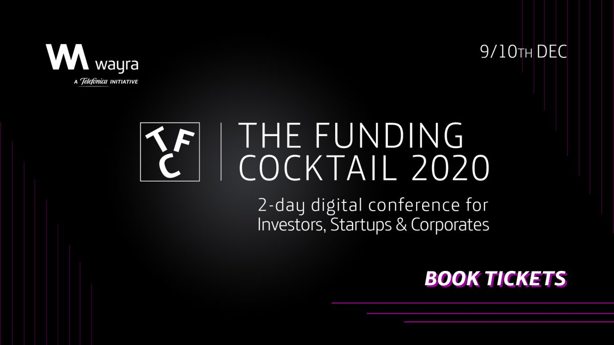 Wayra The Funding Cocktail