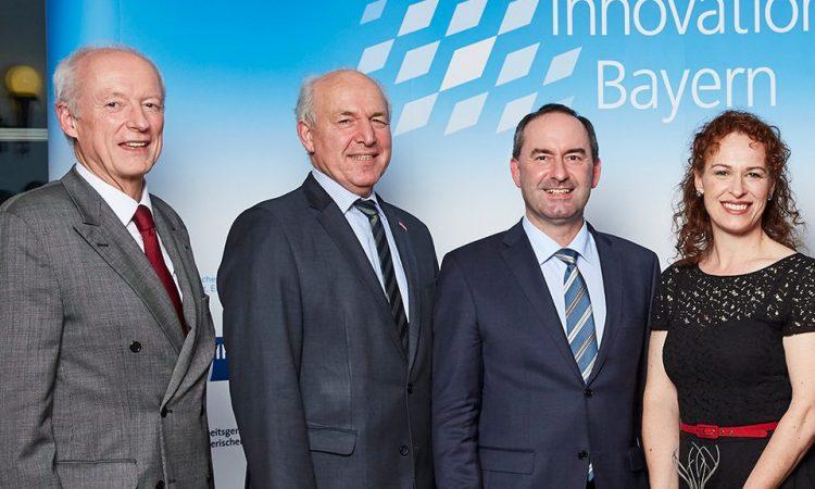 Innovationspreis Bayern 2020 bzw 2018