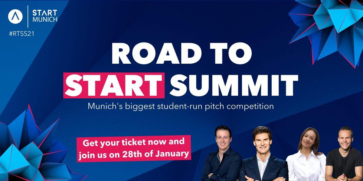 Road to START Summit by START Munich