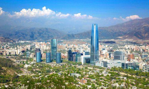 Santiago, Chile, Lateinamerika