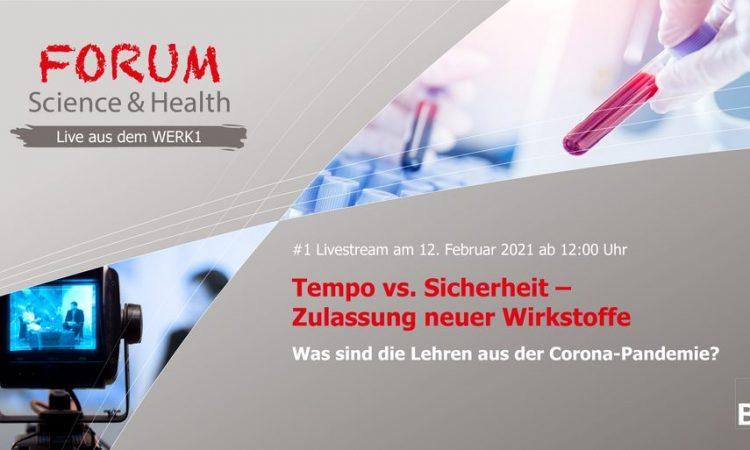 FORUM Science & Health 2021