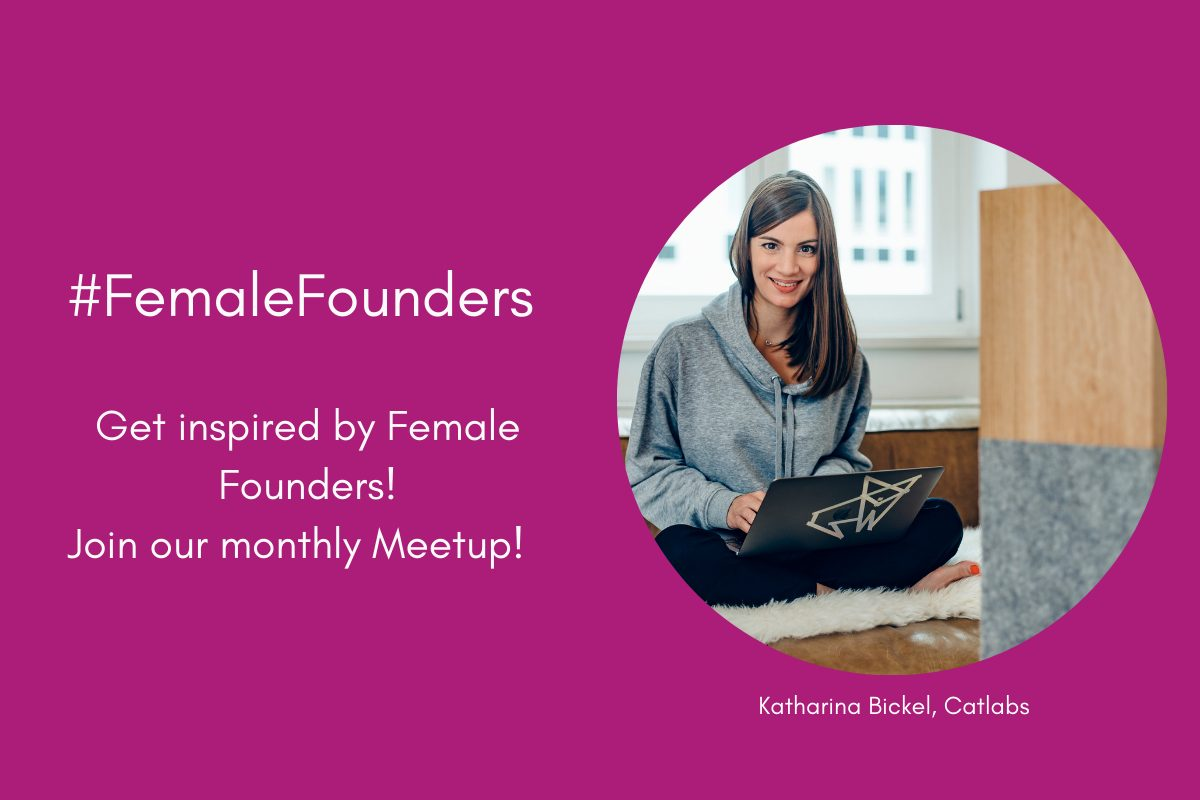 Female Founders Meetup Catlabs
