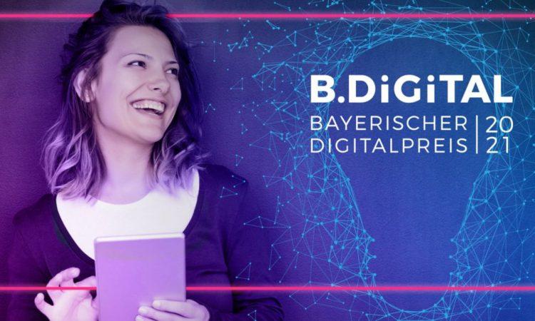 Mit dem Bayerischen Digitalpreis zu mehr 'digitaler Teilhabe'