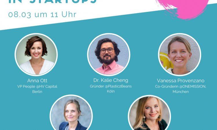 Walk the Talk - Gender Diversity in Startups