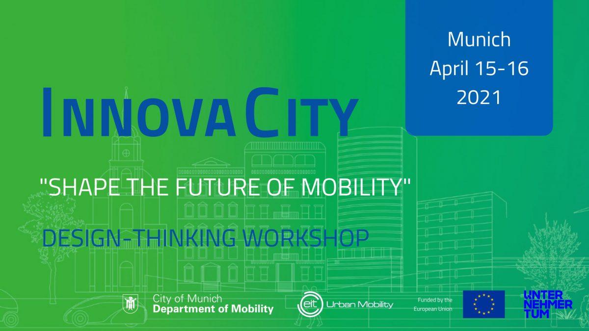InnovaCity Munich - Mobility Workshop Online