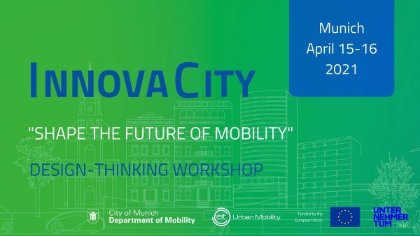 InnovaCity Munich - Mobility Workshop Online