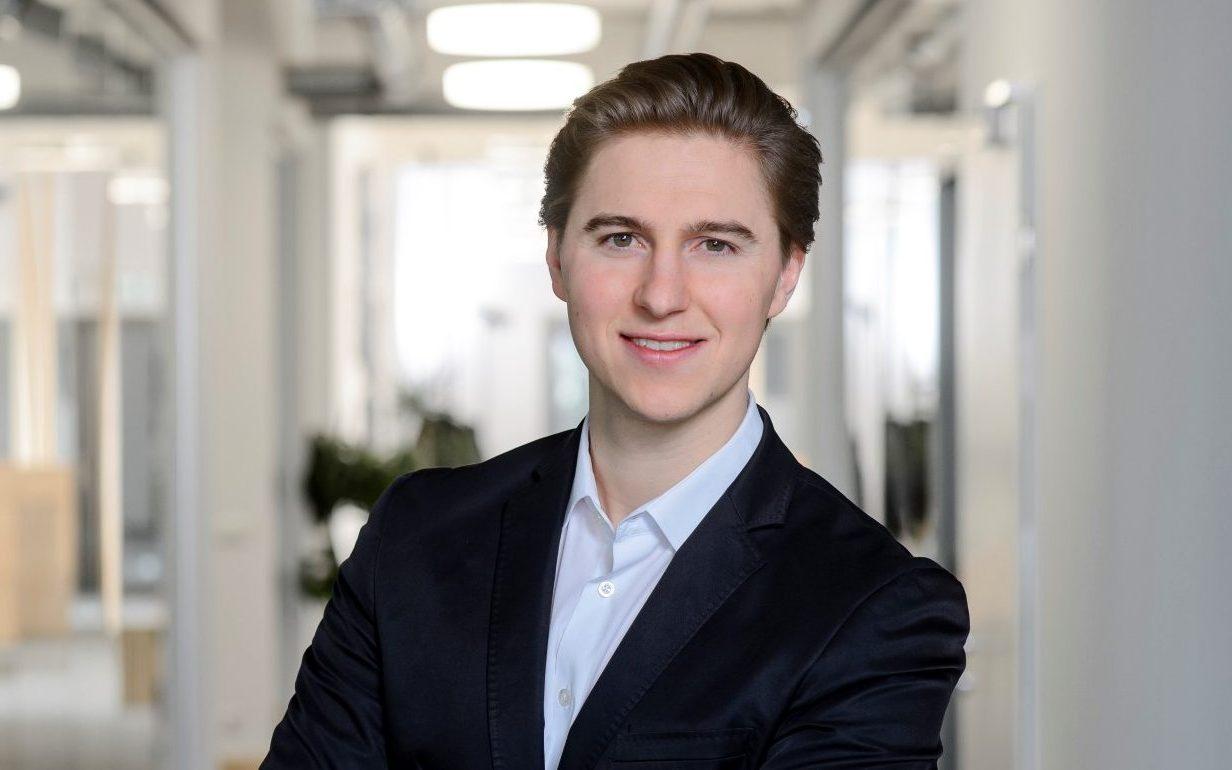 Konux Co-Founder & CEO Andreas Kunze