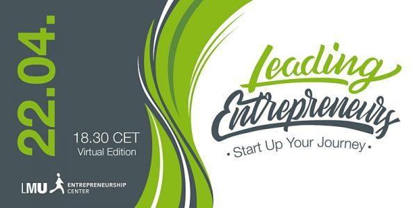 Leading Entrepreneurs Virtual Edition