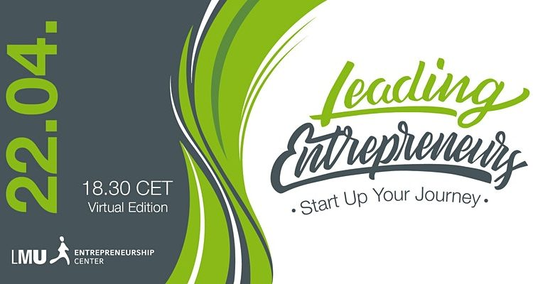 Leading Entrepreneurs Virtual Edition