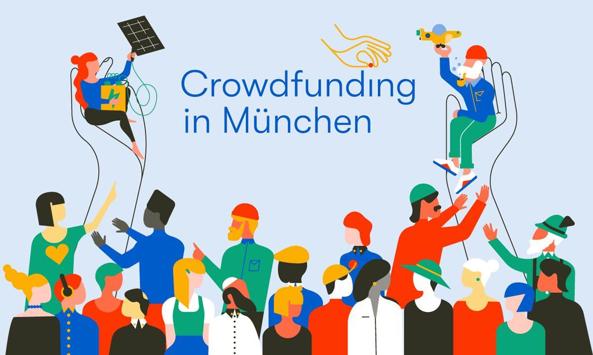 Crowdfunding - Dein Weg zur eigenen Kampagne