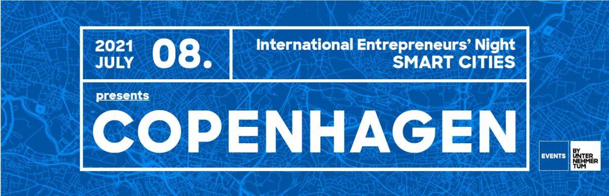 International Entrepreneurs' Night #Copenhagen