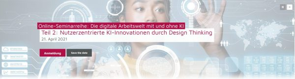 Nutzerzentrierte KI-Innovationen durch Design Thinking