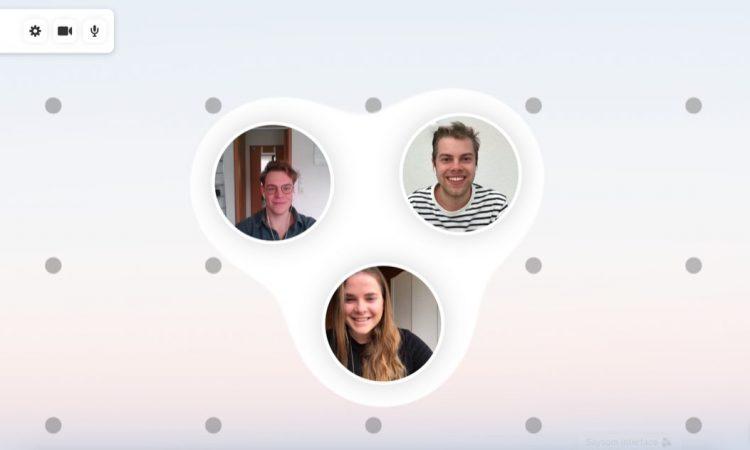 Saysom: Dynamik bei virtuellen Interaktionen