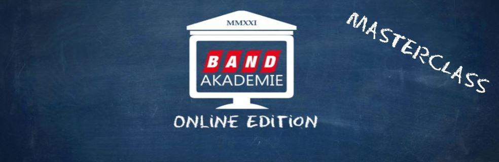 BAND Akademie - Masterclass