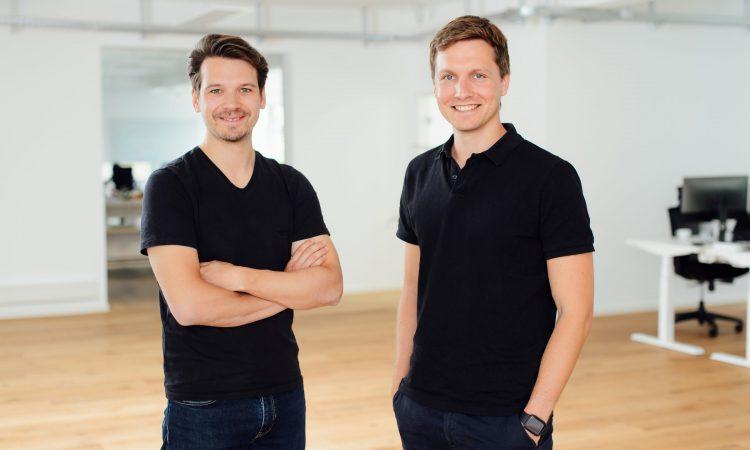 Stephan Rohr und Michael Baumann, Co-CEOs und Gründer von Twaice
