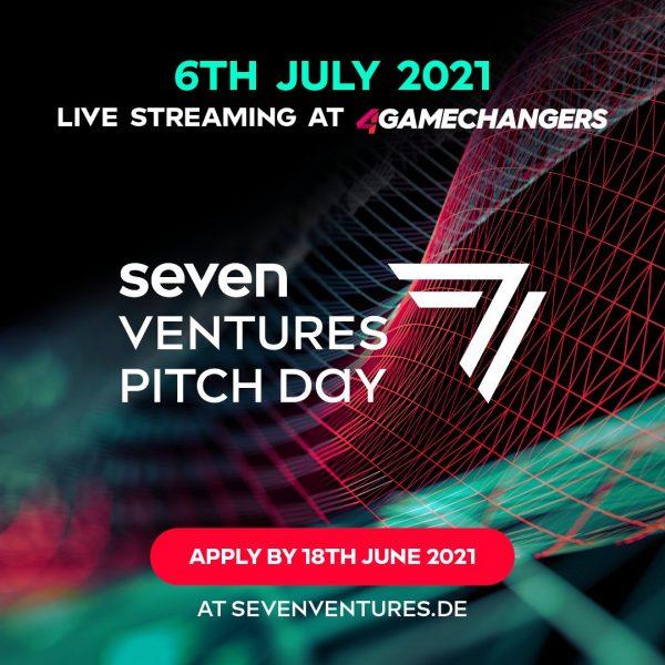 SevenVentures Pitch Day