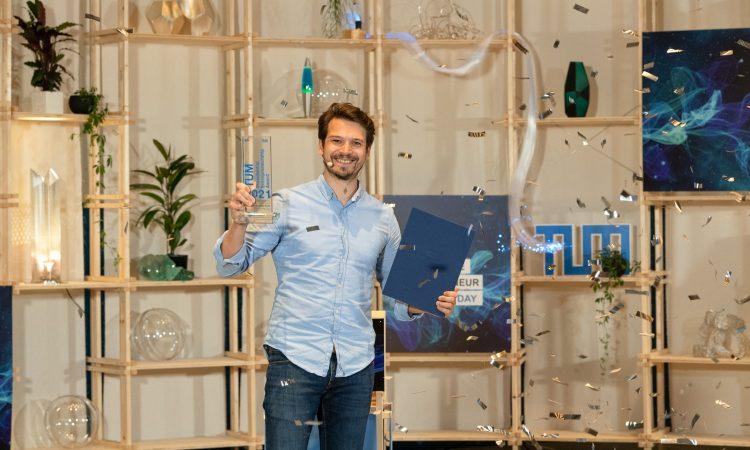 TUM Presidential Entrepreneurship Award