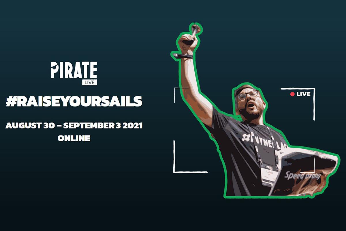 Pirate Summit Pirate Live