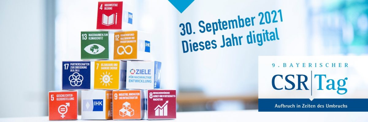 9. Bayerischer CSR-Tag