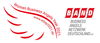 Women Business Angels Year 2020/21 - Business Angels Netzwerk Deutschland e.V. (BAND)