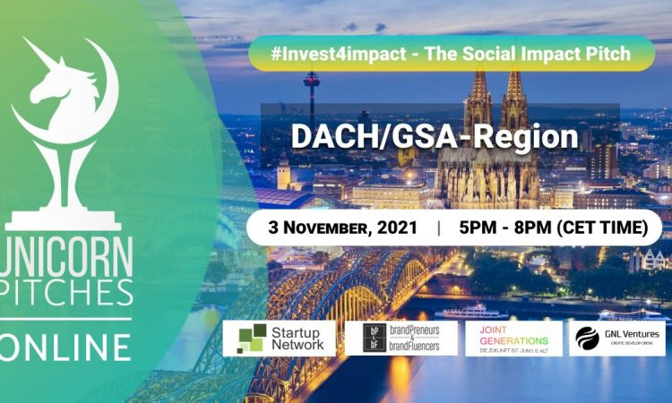 #Invest4impact - The Social Impact Pitch