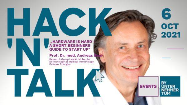 HACK 'N' TALK | Medtech Special