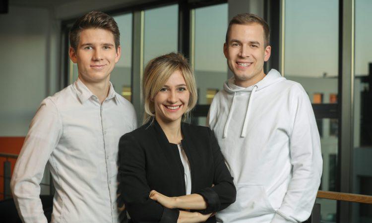 Das Wisefood-Gründerteam