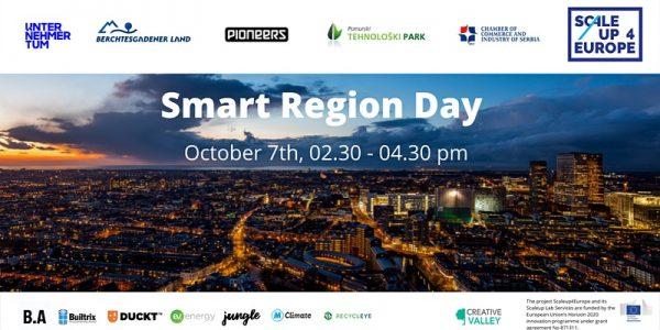 Scaleup4Europe Smart Region Day