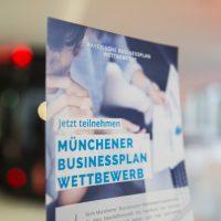 Bewerbt Euch beim Münchner Businessplan Wettbewerb 2019 für Phase 3