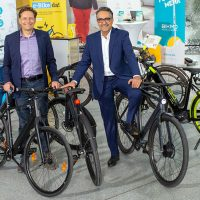 ADAC testet E-Bikes mit Rydies